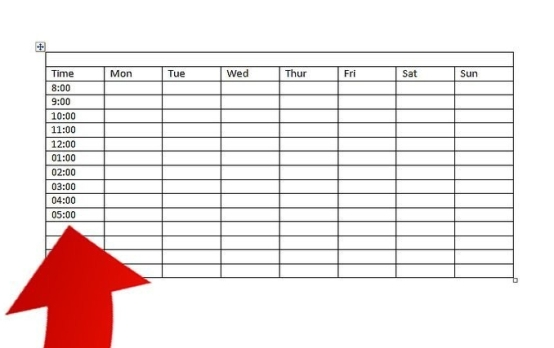 aid4258224-v4-728px-Make-a-Time-Management-Schedule-with-Microsoft-Word-Step-5